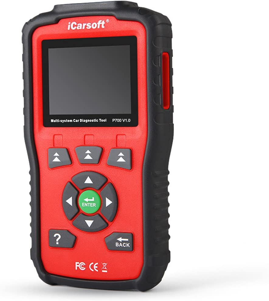 SAS Reset ect iCarsoft Auto Diagnostic Scanner P700 V1.0 for PORSCHE with ABS Airbag Scan,Oil Service Reset