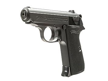 amazon com walther ppk s black bb gun air pistol sports outdoors rh amazon com