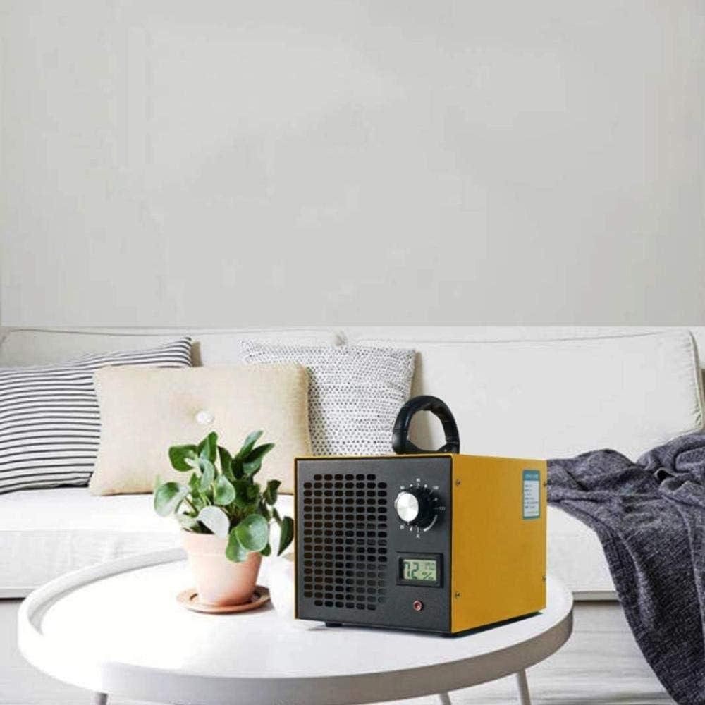 Generador de ozono Comercial 2020 Smellkiller Purificador de Aire de ozono Industrial Generador de ozono Ozonizador para Mascotas y automóviles Que fuman en la habitación (5.000Mg / HR)