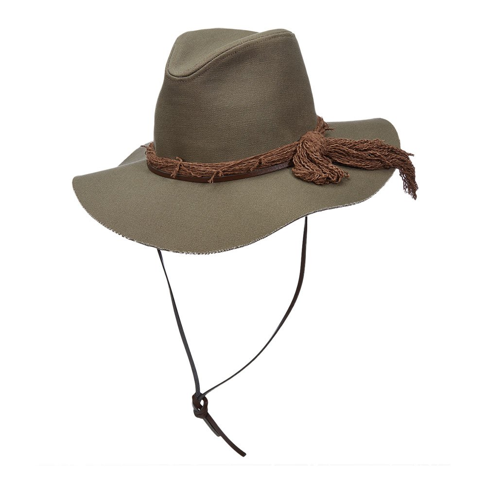 Scala Jane's Safari - Womans Wide Brim Floppy Hat