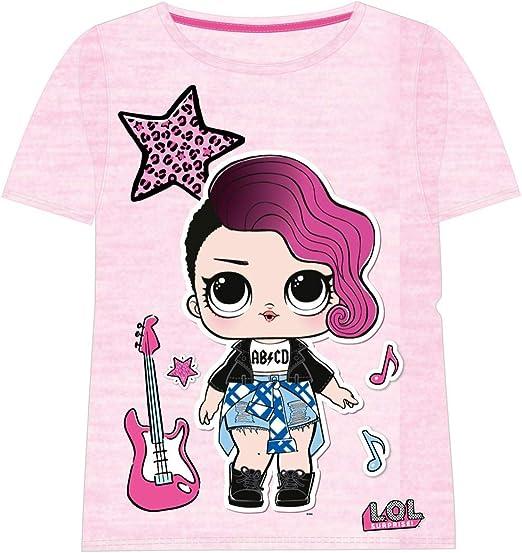 Cerd/á Camiseta Manga Corta LOL T-Shirt Bambina