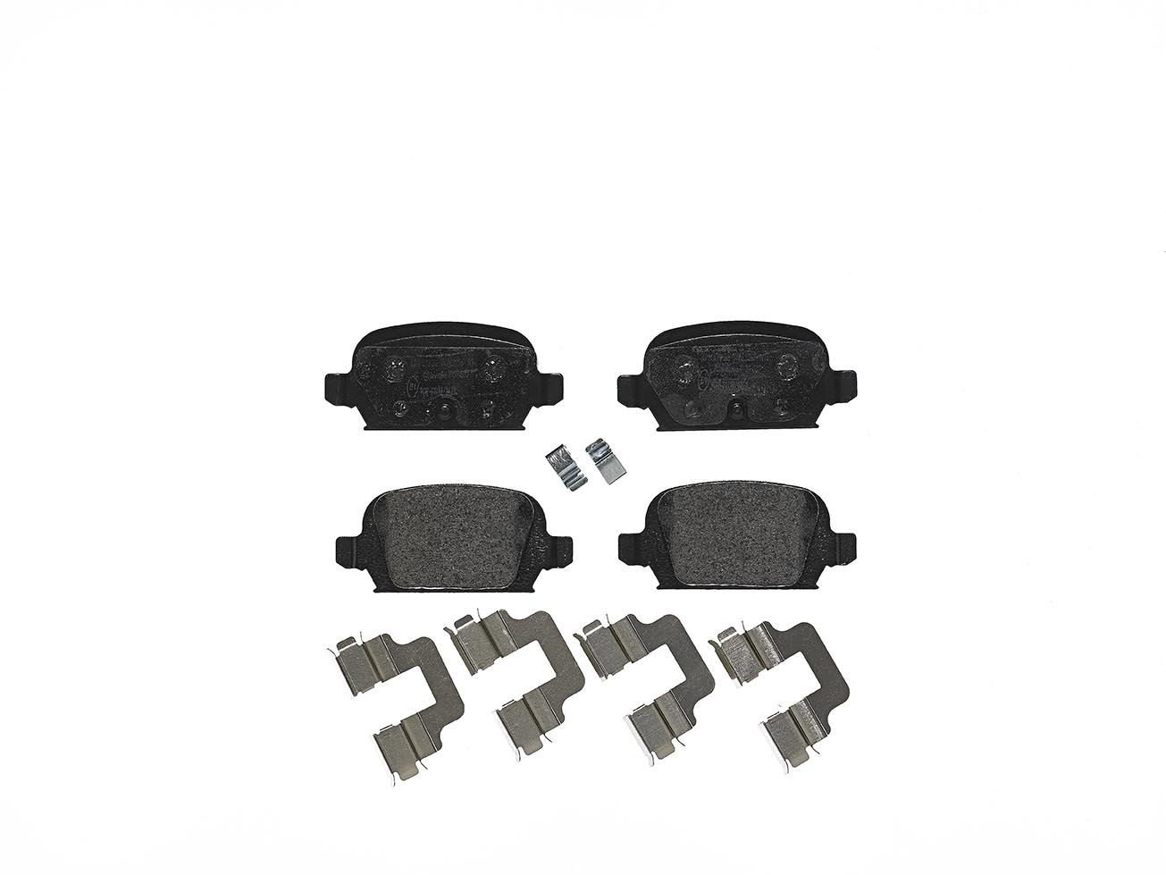 VAUXHALL TIGRA 1.3 CDTi 1.4 1.8 2004-2009 FRONT AND REAR BRAKE DISC PADS NEW