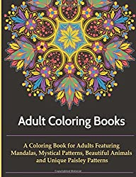 Adult Coloring Books A For Adults Featuring Mandalas Mystical Designs Beautiful