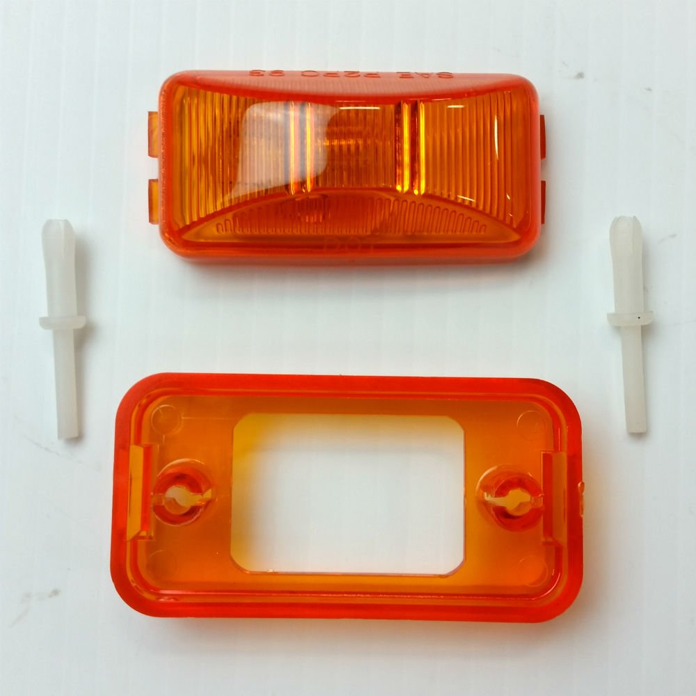 Shorelander Boat Trailer Tail Lights Wiring Harness Amber Side Marker Clearance Light Sports Outdoors 1000x1000