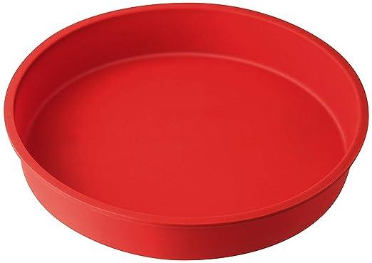 Dr. Oetker Molde Bundt 22Cm, Silicona Platinum, Color Rojo. 1 ud ...