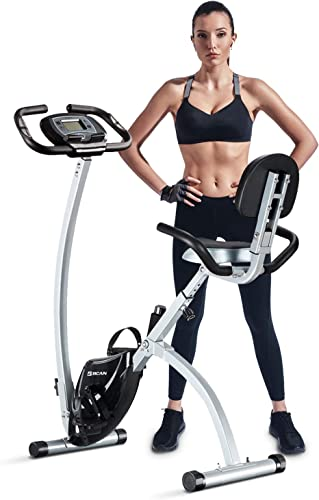 BCAN Folding Exercise Bike