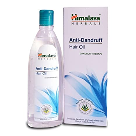 Best anti dandruff hair oil