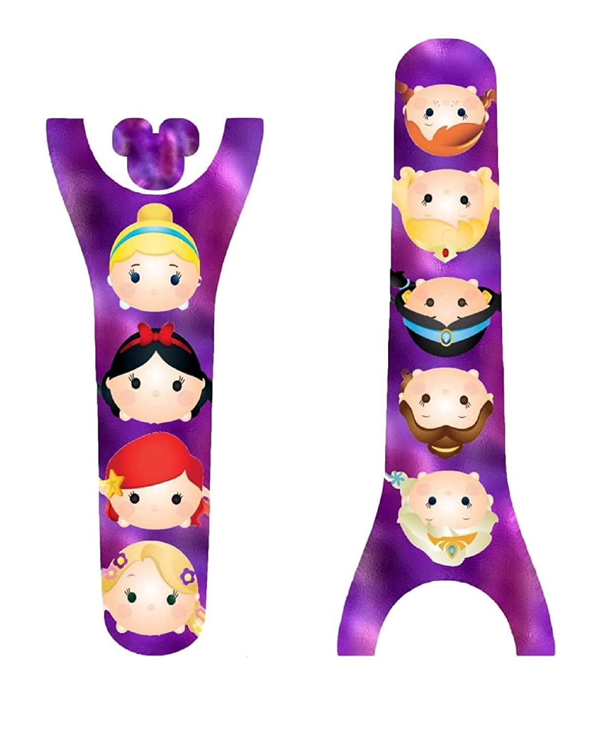 Amazon com disney magicband decal sticker skins princess friends themed magic band 2 0 handmade