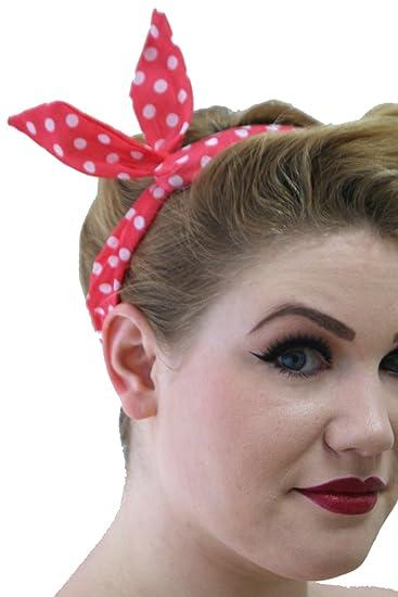 Amazon Banned Tiffany Womens Vintage Retro Rockabill Pink