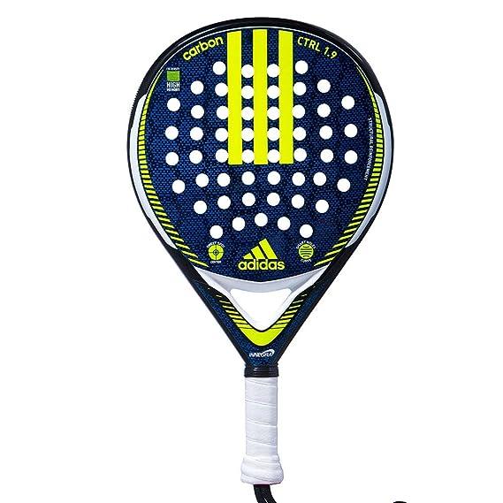 Adidas Carbon Control 1.9 Palas, Adultos Unisex, Amarillo, 375: Amazon.es: Deportes y aire libre