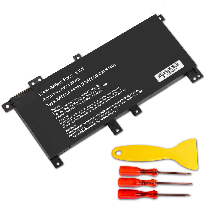Bateria C21n1401 Para Asus X455 X455la X455ld X455ln