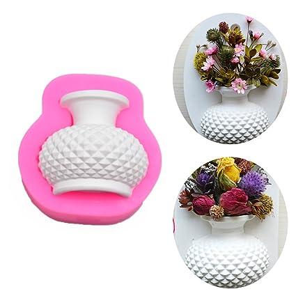 Moldes para decoración de tartas, creativos de silicona 3D, forma de flor, fondant