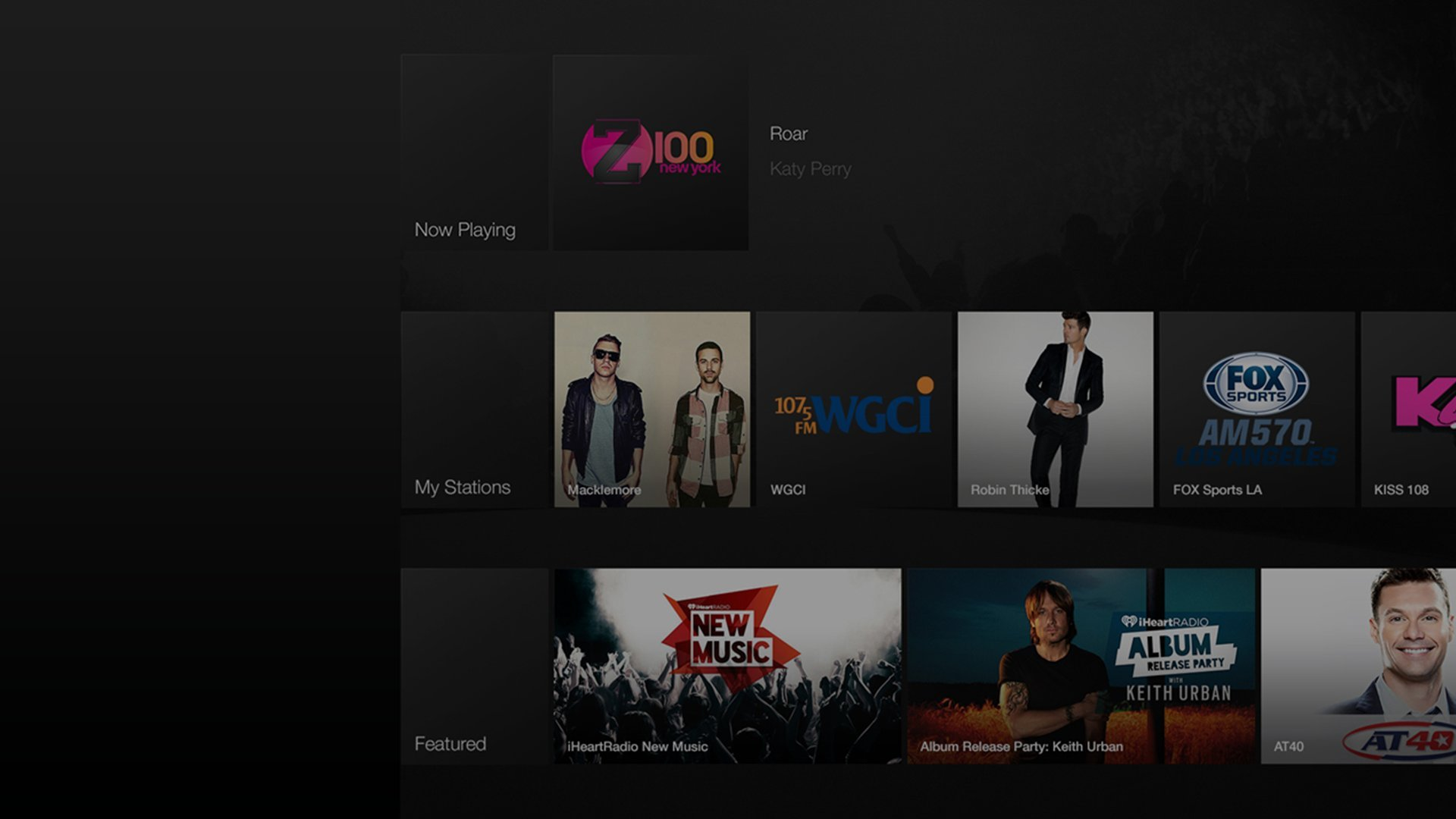 iHeartRadio TV