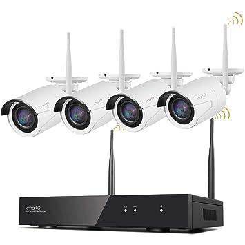 Camaras de vigilancia walmart
