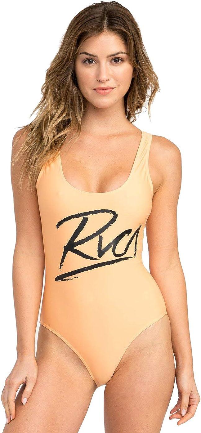 RVCA Women's Shark One Piece Swimsuit