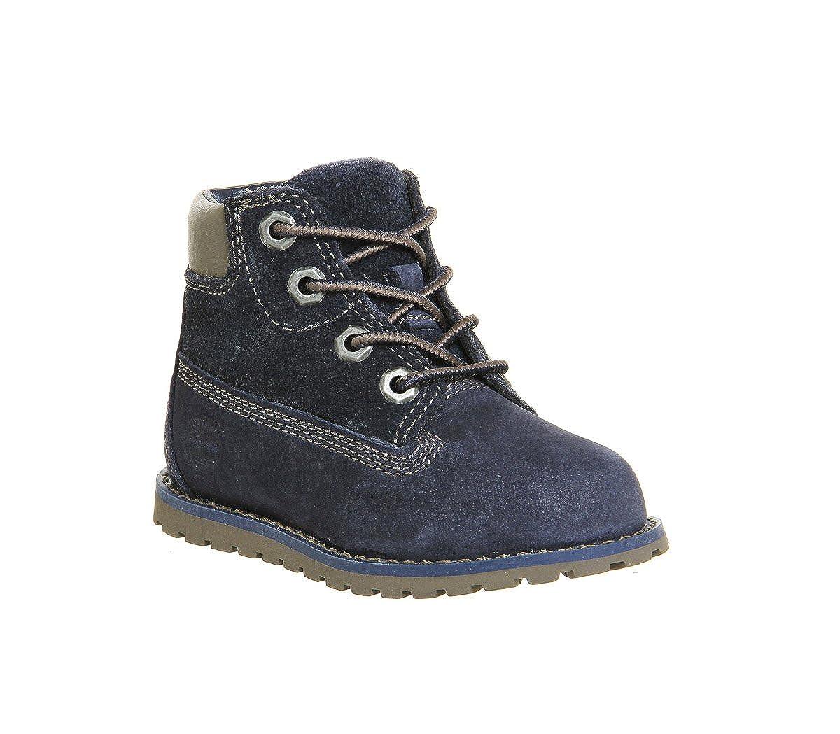 Timberland Pokey Pine 6in, Unisex-Kinder Kurzschaft Stiefel CA125Q