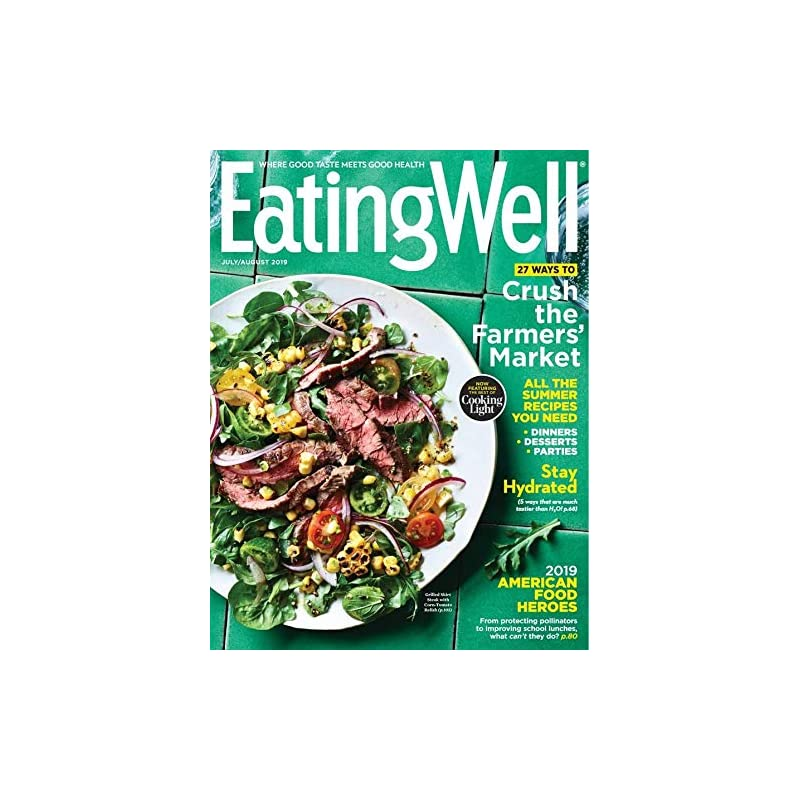 EatingWell                                                                                    Print Magazine