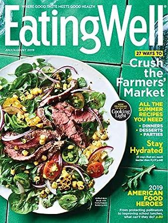 EatingWell: Amazon com: Magazines