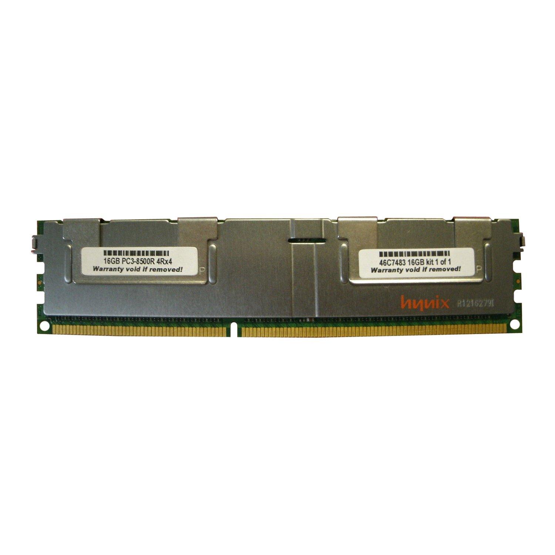 MOBILE INTERNATIONAL 46C7483-TM 16GB PC3-8500 Memory Module by MOBILE INTERNATIONAL