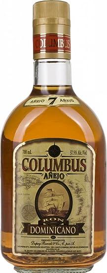 Ron Columbus añejo 7 años (1 x 0,7 l)