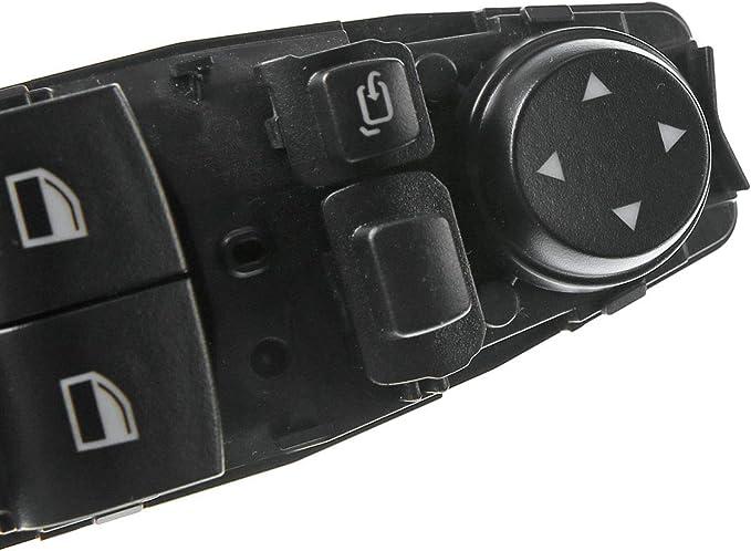 A-Premium Power Window Switch for BMW F15 F16 F39 F48 X1 X2 X5 X6 Front Left