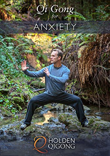 Qigong for Anxiety with Lee Holden (YMAA) **ALL NEW HD 2017** BESTSELLER (Qi Gong For Self Healing Lee Holden)