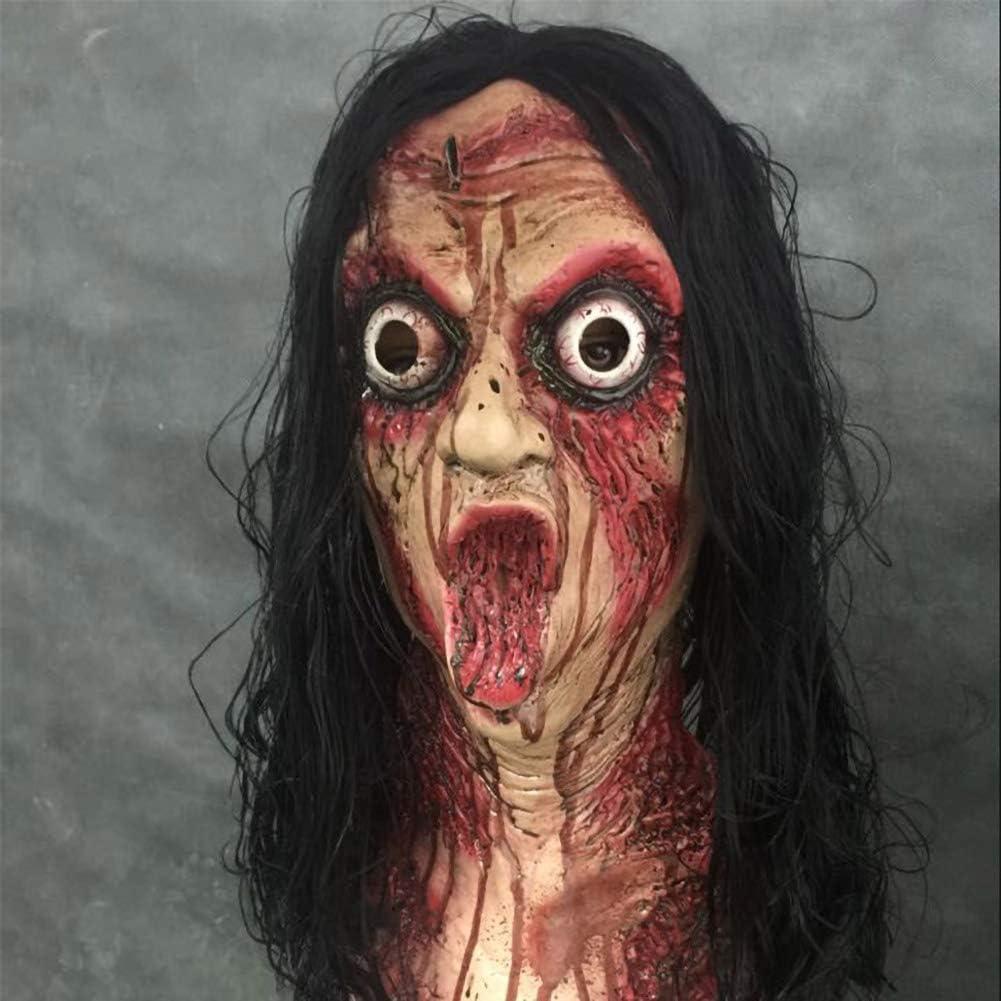 CAR Máscara De Terror Fantasma Fiesta De Disfraces De Halloween ...