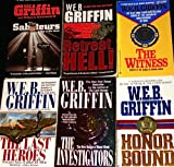 download ebook 6 titles by w.e.b. griffin: