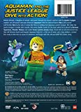 LEGO DC Super Heroes: Aquaman: Rage of Atlantis w/mini fig (DVD)