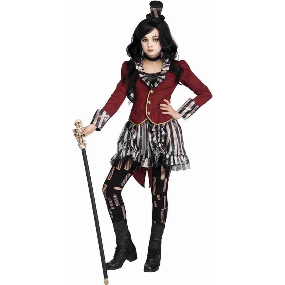 Fun World - Freakshow Ringmistress Teen Costume