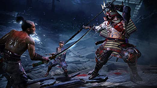 Nioh HITS - PlayStation 4 [Importación francesa]: Amazon.es ...