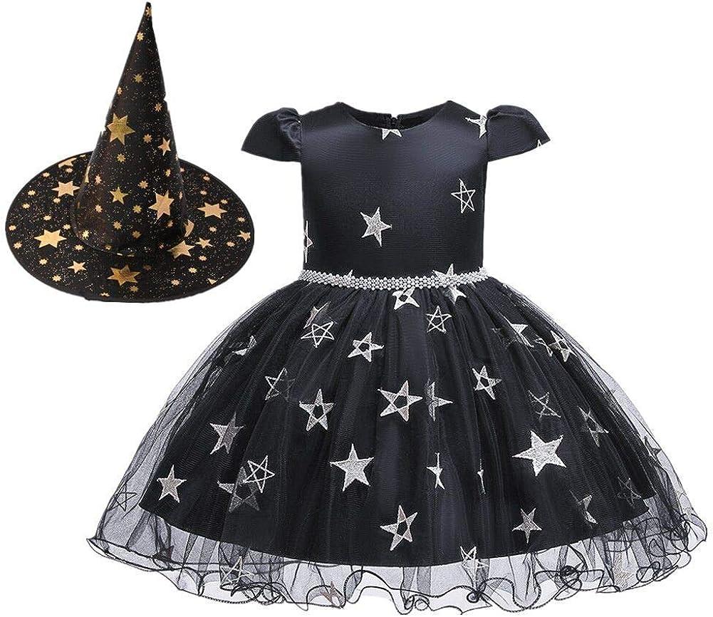 Per Bambini Strega Jumbo Face Cappello Cappellaio Matto Halloween Costume Vestito