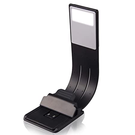 Lámpara de Lectura / LED Lectura Luz Clip Pinza con Carga USB ...