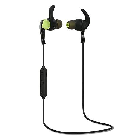 Cuffie Bluetooth senza fili – Mini Auricolari wireless bluetooth XIAOWU  Effetto Stereo con Microfono Incorporato e 49ac3ecab289