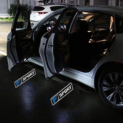 Lexus F Sport >> Amazon Com Automobile Addons 2pcs Led Lexus Car Door