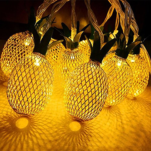 Pineapple Shaped Outdoor Lighting - 7