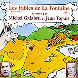 Les Fables de La Fontaine - volume 2