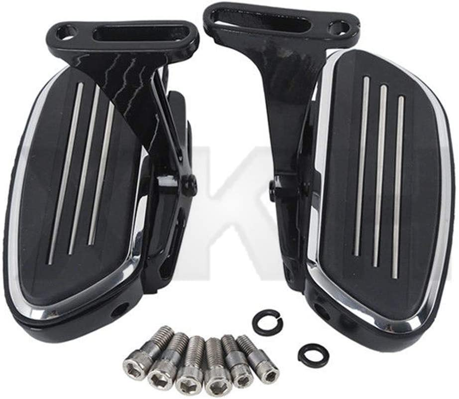 SMT B07NSD8YSQ Streamline Passenger Foot Floor board Compatible With Harley Touring Road Street Glide 93-Up
