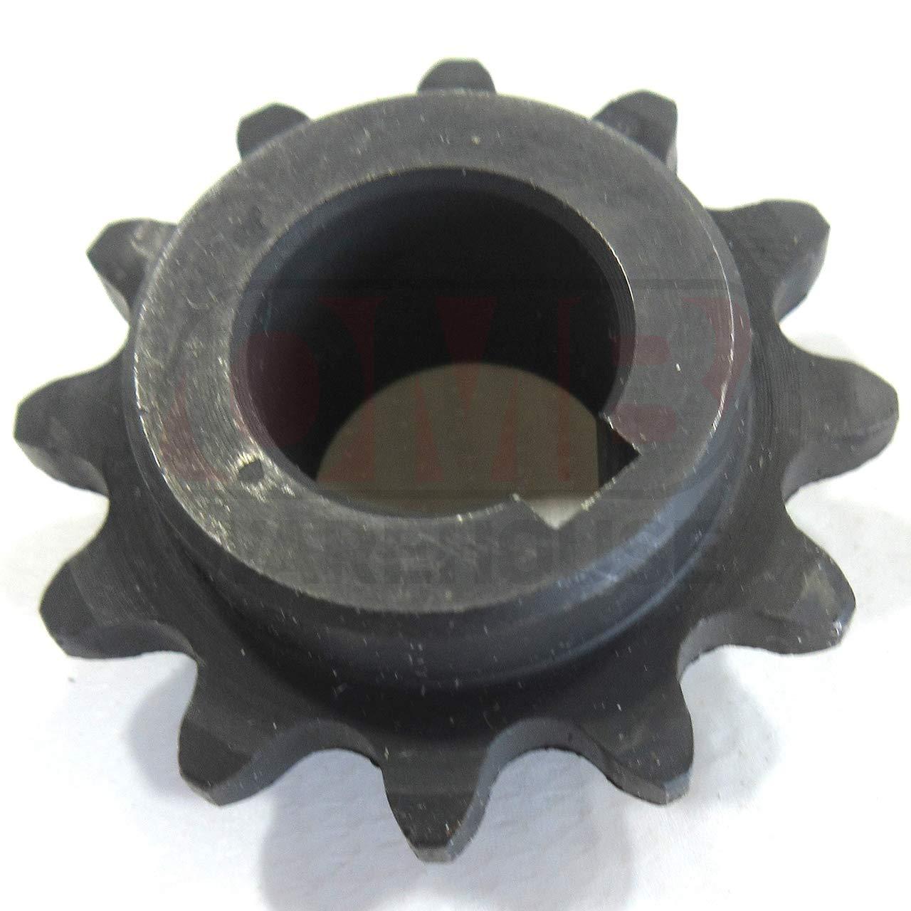 Azusa 12 Tooth 35 Chain 5/8'' Bore Torque Converter Sprocket