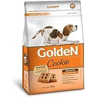 Biscoito Golden Cookie para Cães Adultos de Raças Pequenas 400g Premier Pet Para Todas Pequeno Adulto,
