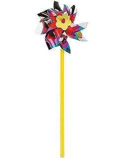 amazon com in the breeze best selling mylar rainbow pinwheel