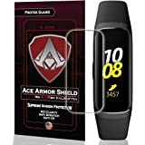 Ace Armor Shield (8 Pack) Premium HD Waterproof Screen Protector Compatible with Samsung Galaxy Fit Watch (.95) 2019