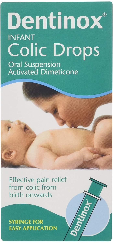 Hay Max Dentinox Oral Suspension 100Ml Infant Colic Relief Drops