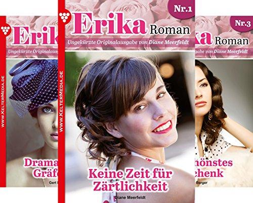 Erika Roman (Reihe in 5 Bänden)