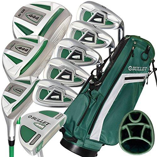 Bullet Golf .444 Teen Complete Set Bag