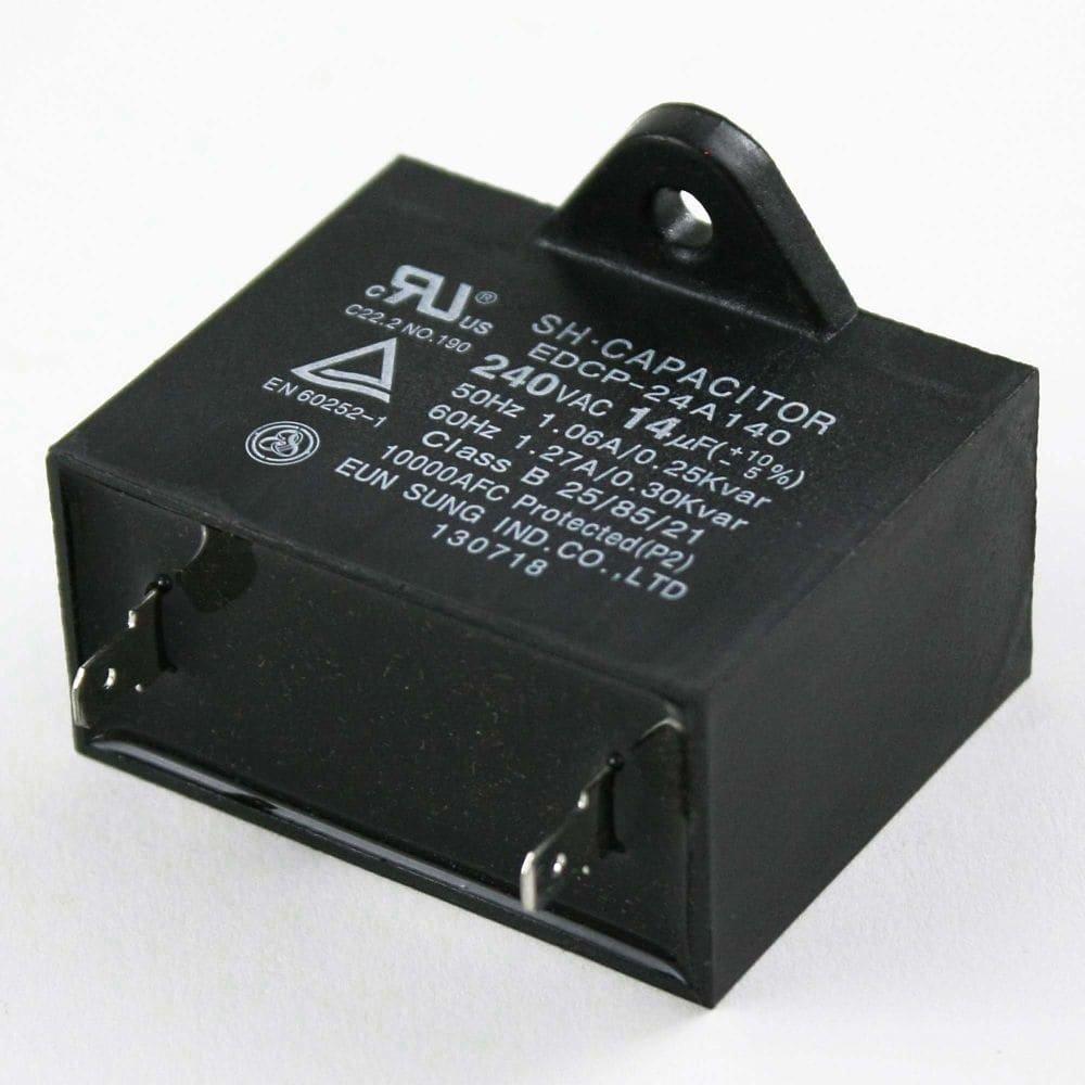 LG 0CZZJB2014S Capacitor,Electric Appliance Film,Box, Black
