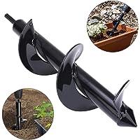 Broca para taladro de tierra: herramienta para excavar