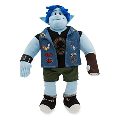 Disney Pixar – Onward – Barley Lightfoot Plush – Medium – 19 inches: Toys & Games