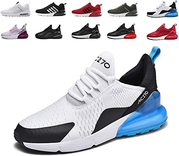 Hommes Confortable Athlétique Baskets Respirant Fashion Casual Running Chaussures Sport