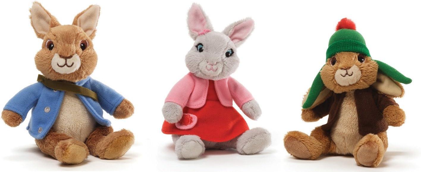 """Sweet Bunny Beanbags Gund 6/"""" White"""
